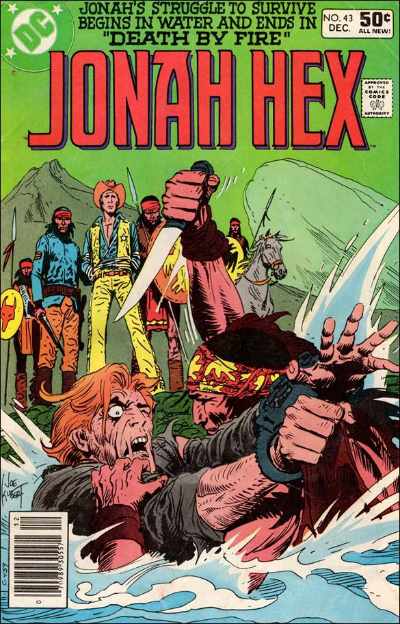 Jonah Hex (1977) 43-A by DC