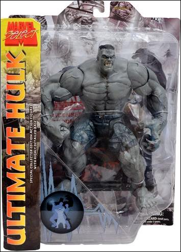 Marvel Select Ultimate Hulk (Best of Marvel Select #5) by Diamond Select