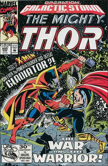 Thor (1966) 445-A by Marvel