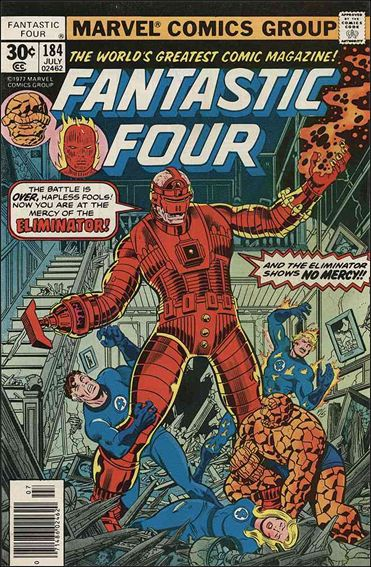 Fantastic Four (1961) 184-A by Marvel