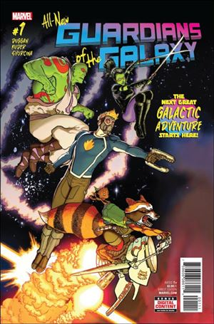 All-New Guardians of the Galaxy 1-A