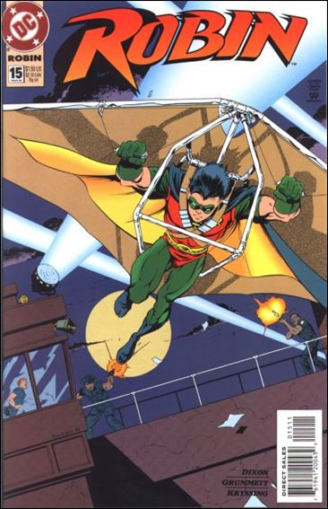 Robin (1993) 15-A by DC