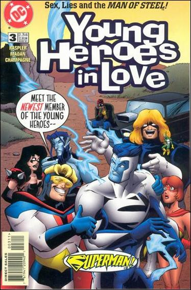 Young Heroes in Love 3-A by DC
