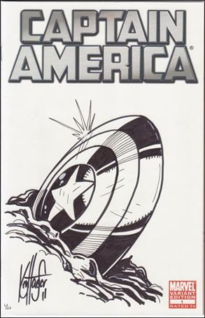 Captain America (2011) 1-J
