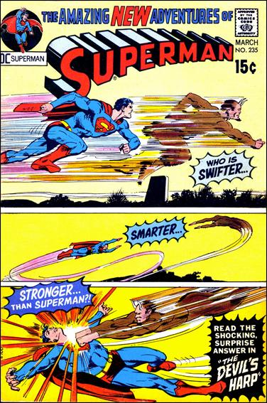 Superman (1939) 235-A by DC