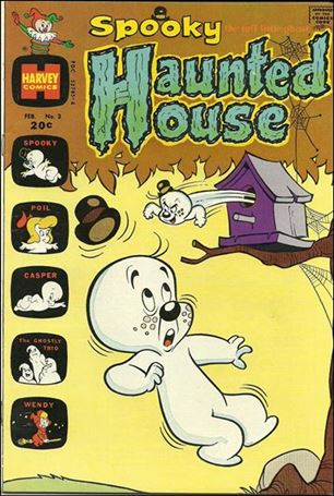 Spooky Haunted House 3-A