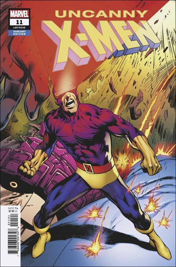 Uncanny X-Men (2019) 11-C by Marvel
