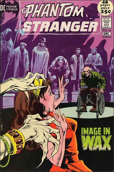 Phantom Stranger (1969) 16-A by DC