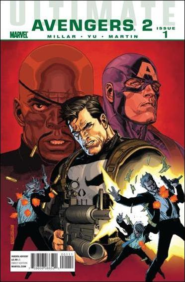 Ultimate Avengers 7-A by Marvel