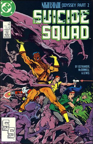 Suicide Squad (1987) 15-A by DC