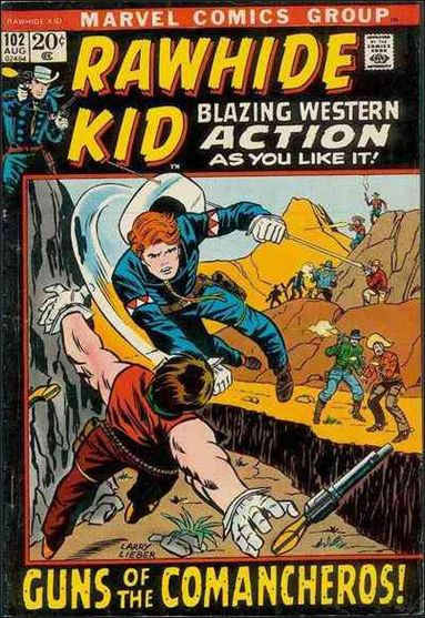 Rawhide Kid (1955) 102-A by Marvel