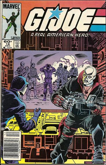 G.I. Joe: A Real American Hero 18-A by IDW