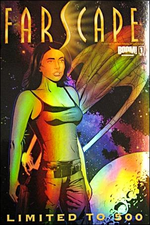 Farscape (2008) 1-G by Boom! Studios