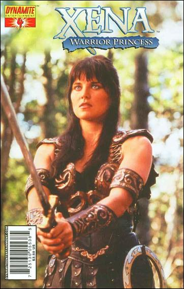 Xena (2006) 4-C by Dynamite Entertainment