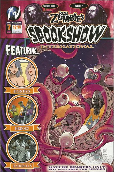 Rob Zombie's Spookshow International 7-A by MVCreations