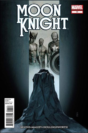 Moon Knight (2011) 11-A by Marvel