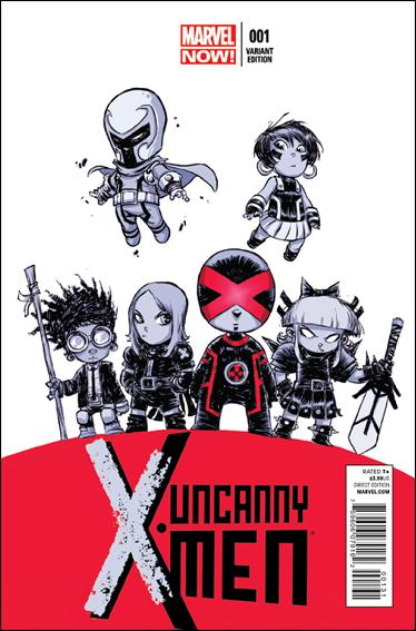 Uncanny X-Men (2013) 1-F by Marvel