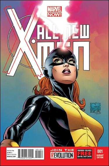 All-New X-Men (2013) 1-C by Marvel
