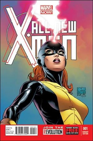All-New X-Men (2013) 1-C