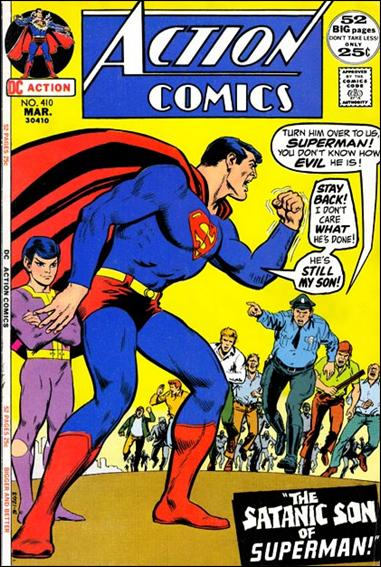 Action Comics (1938) 410-A by DC