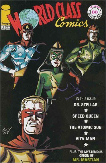 World Class Comics 1-A by Image
