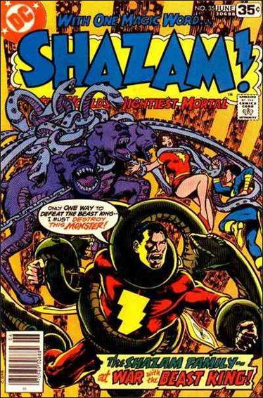 Shazam! 35-A by DC