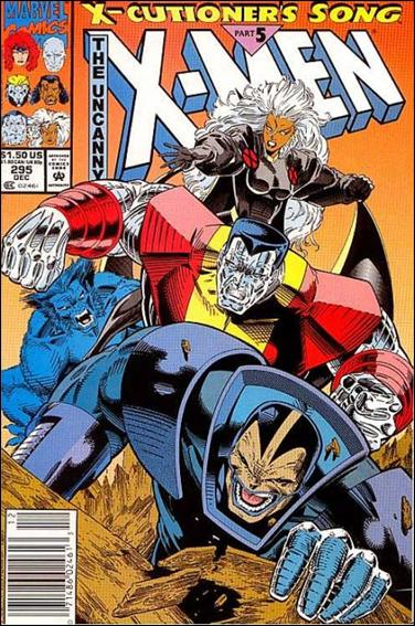 Uncanny X-Men (1981) 295-B by Marvel