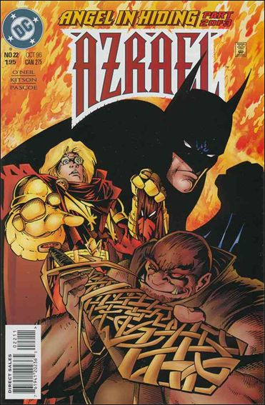 Azrael (1995) 22-A by DC