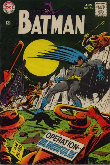 Batman (1940) 204-A by DC