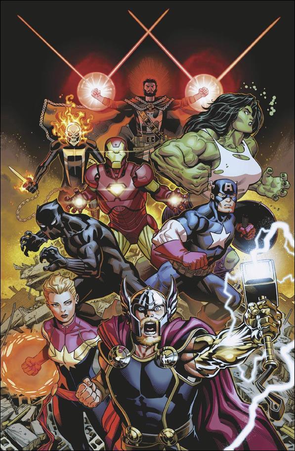 Avengers (2018/07) 1-G by Marvel