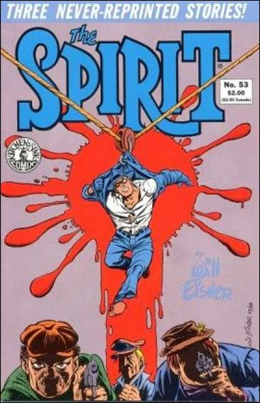 Spirit (1983) 53-A by Kitchen Sink