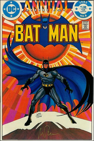 Batman Annual (1961) 8-B by DC