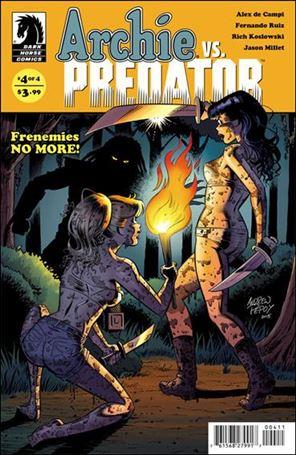 Archie vs Predator 4-A