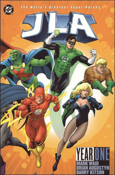 JLA: Year One nn-A by DC