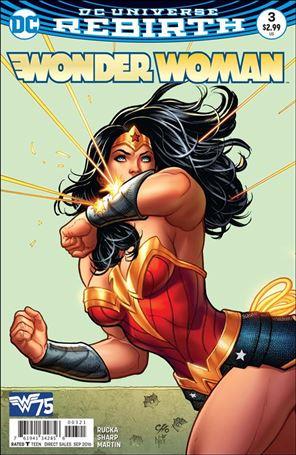 Wonder Woman (2016)  3-B