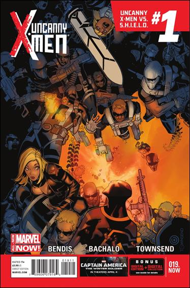 Uncanny X-Men (2013) 19-A by Marvel