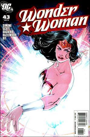 Wonder Woman (2006) 43-A