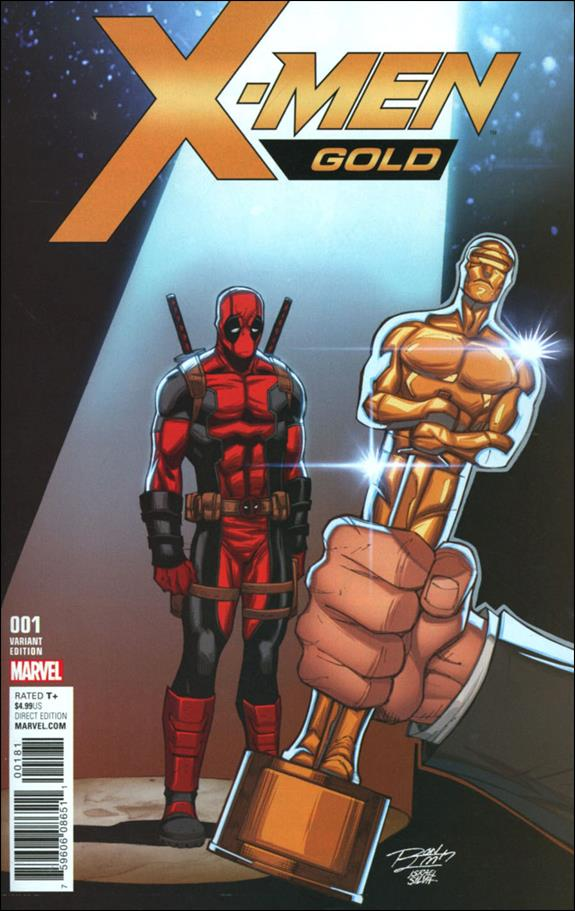 X-Men: Gold 1-I by Marvel