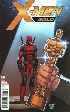X-Men: Gold (2017) 1-I