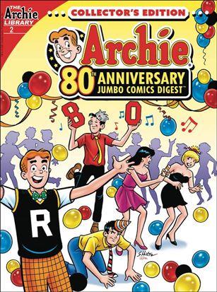 Archie 80th Anniversary Jumbo Comics Digest 2-A