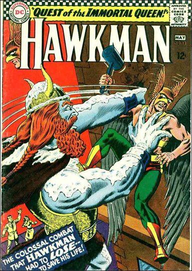 Hawkman (1964) 13-A by DC