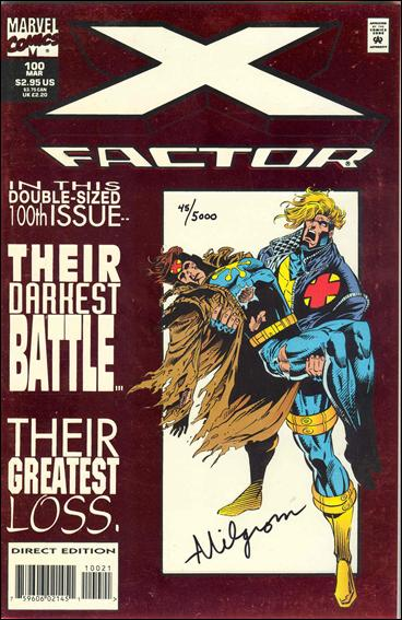 X-Factor (1986) 100-C by Marvel