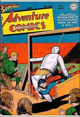 Adventure Comics (1938) 124-A by DC