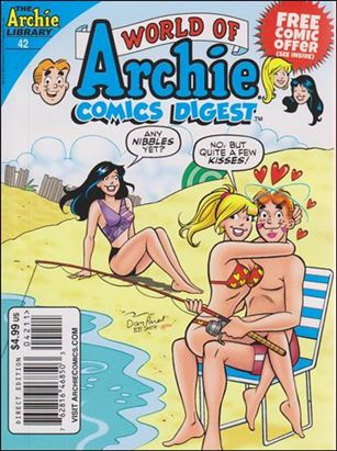World of Archie (Comics) Double Digest 42-A