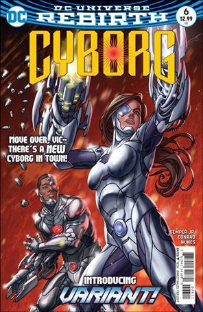 Cyborg (2016) 6-A