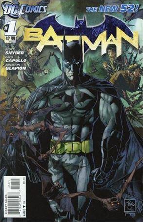 Batman (2011) 1-B