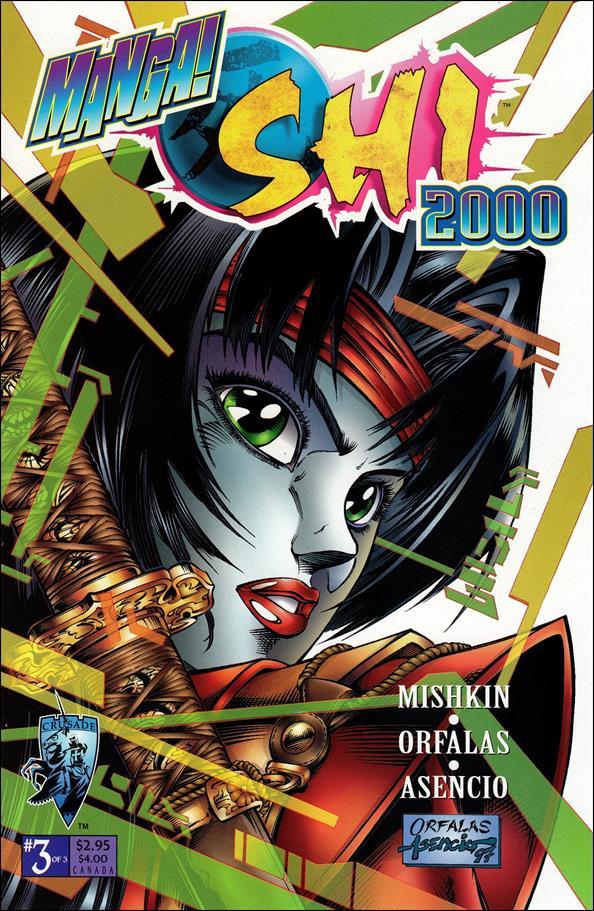 Manga Shi 2000 3-A by Crusade