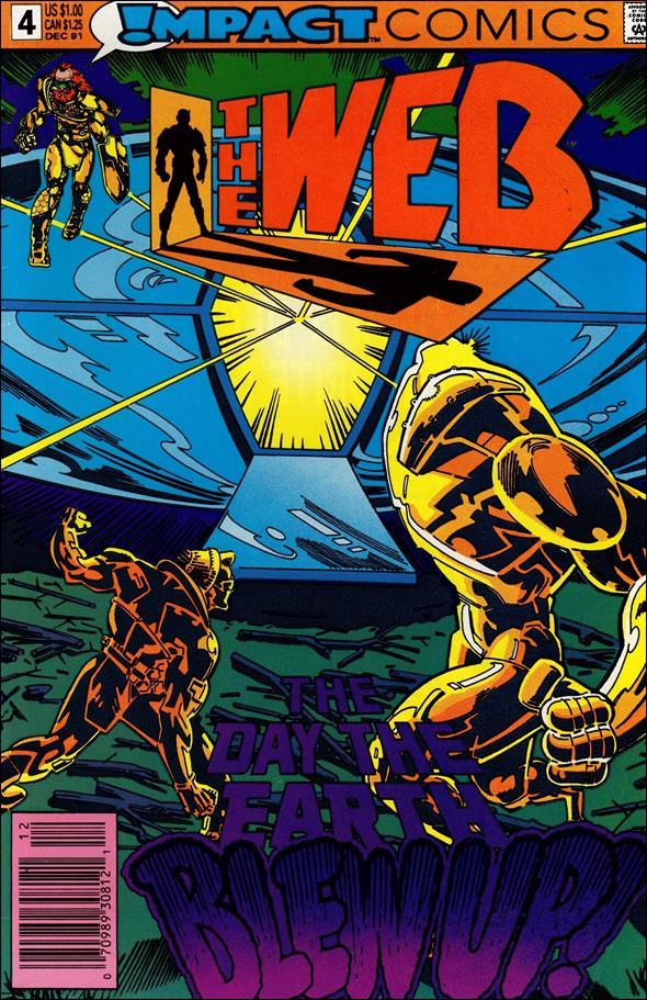 Web (1991) 4-A by Impact