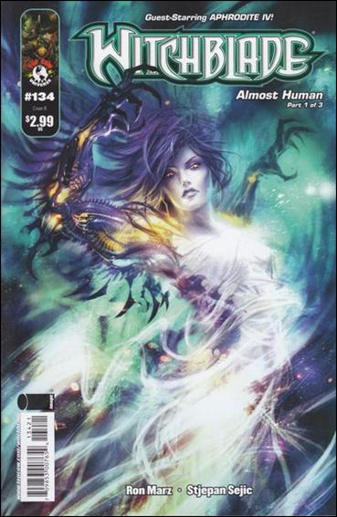 Witchblade 134-B by Top Cow