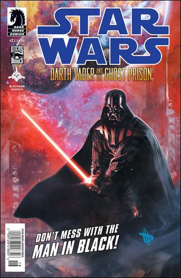 Star Wars: Darth Vader and the Ghost Prison 2-A by Dark Horse